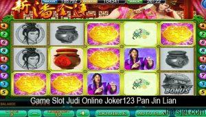 Game Slot Judi Online Joker123 Pan Jin Lian