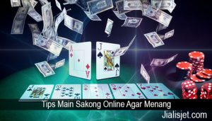 Tips Main Sakong Online Agar Menang