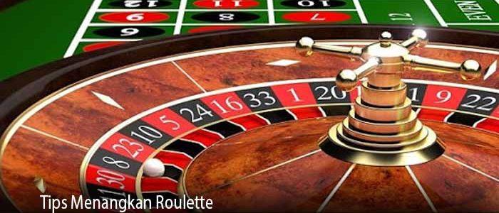 Tips Menangkan Roulette